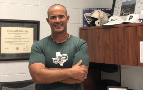 Coach Scott Holder joins varsity baseball as Head Coach for 2019-2020.