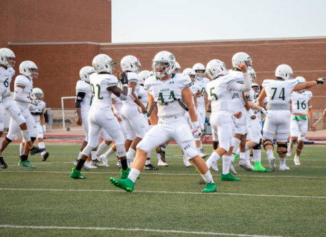 Football looks to win over McKinney High