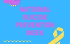 Hope Squad plans National Suicide Prevention Week activities
