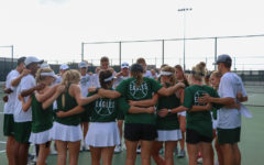 Tennis reaches semi-finals of districts, looks to play Plano West