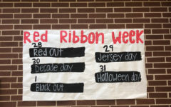Red Ribbon Week kicks off Oct. 28