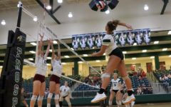 Volleyball win paves way for next game