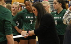 Prosper Volleyball takes on Plano East Panthers
