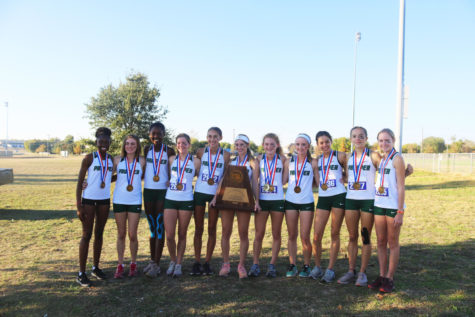 Cross country races for regional win