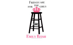 Fridays Are For The Girls Reish invites Muthalaly