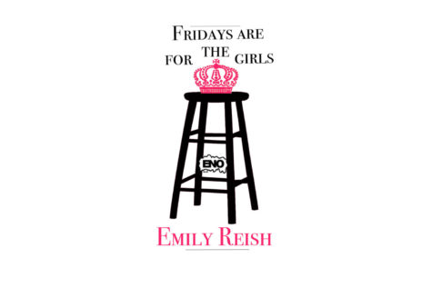 "In each episode of ""Fridays are for the Girls,"" podcast host Emily Reish invites students from around school and citizens throughout the community to share with her primarily female audience. Reish"
