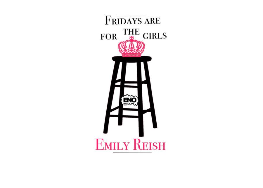 In+each+episode+of+%22Fridays+are+for+the+Girls%2C%22+podcast+host+Emily+Reish+invites+students+from+around+school+and+citizens+throughout+the+community+to+share+with+her+primarily+female+audience.+Reish%27s+podcasts+publish+at+the+end+of+each+school+week+on+Fridays.