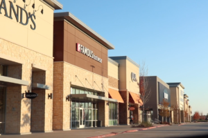 New developments turn small town into retail hub