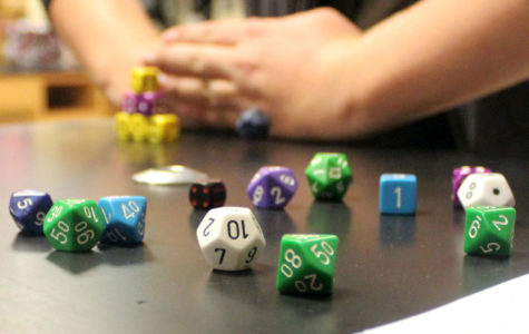 Dungeons & Dragons brings unique game experience to school