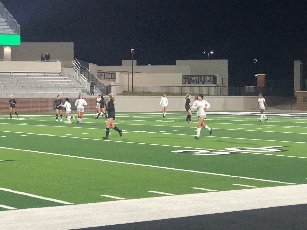 The first Prosper Soccer Game of the 2019/2020 season was recently held at Prosper's Children's Health Stadium on Dec. 17.  The Prosper soccer team ended up winning the game with a score of 6-0 against Lewisville.