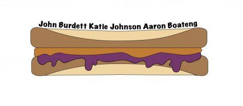 'PB&J' Principal John Burdett, Katie Johnson & Aaron Boateng