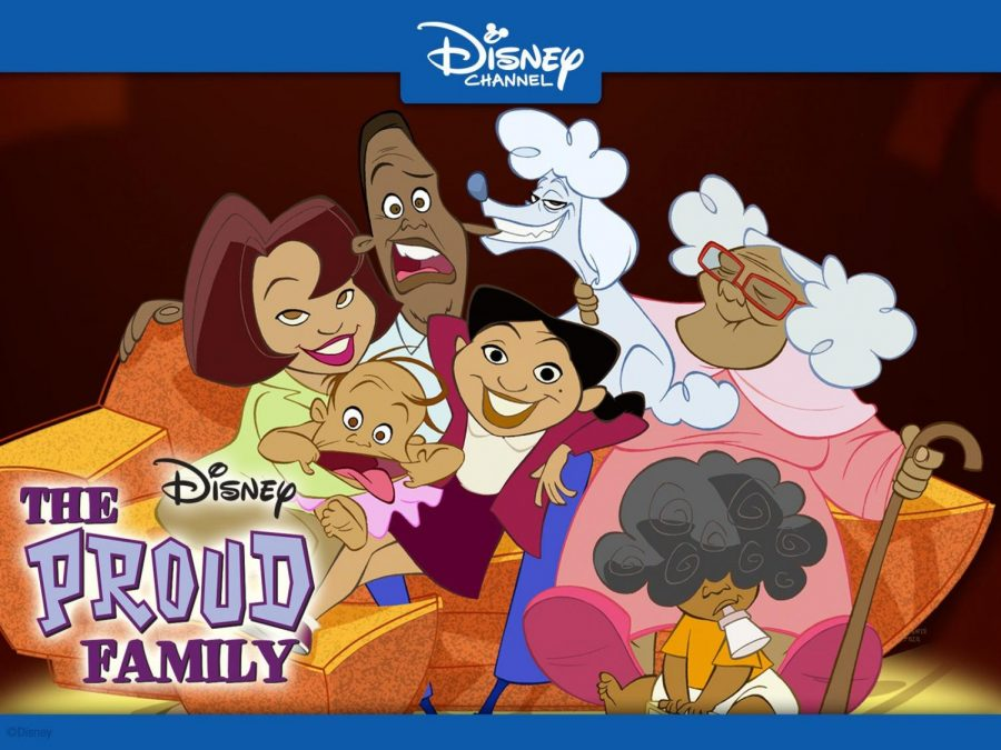 Disney+Plus+releases+the+nostalgic+show+called+%22The+Proud+Family%2C%22%C2%A0which+was+a+Disney+Channel+original+show+that+debuted+in+2001+and+had+four+years+of+running+seasons.+%22This+show+was+a+huge+hit+especially+in+African+Americans+households%2C%22+reviewer+Justin+Hudson+said.+%22You+have+time+now+to+start+binge+watching+old+seasons+before+new+episodes+come+out+Feb.+1.%22