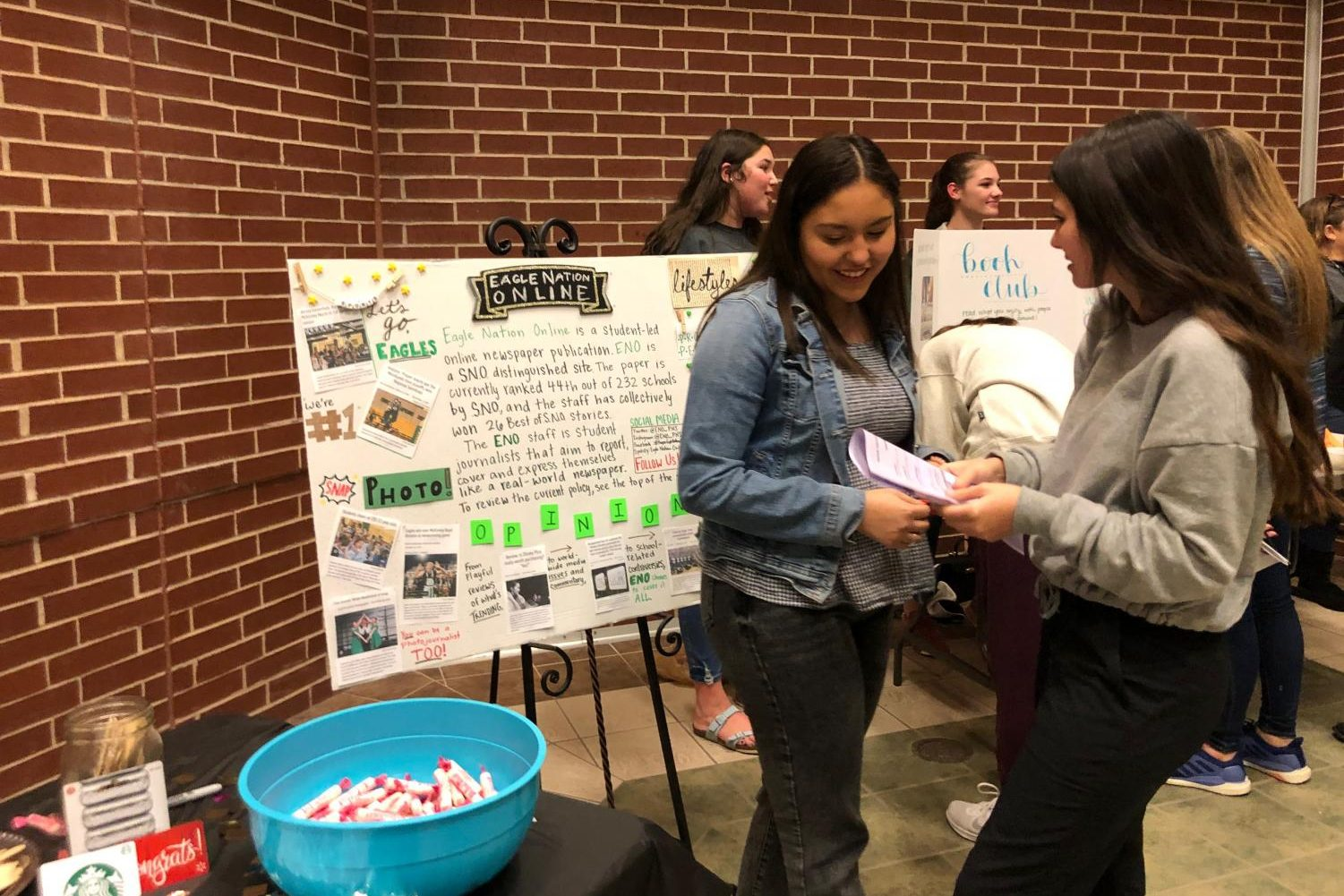 Students can get a glimpse into the various clubs and classes offered at Expo Night Monday, Jan. 15 from 6 to 8 p.m. Programs at both Prosper and Rock Hill will be on display.