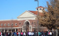 Students experience routine Fire Drill