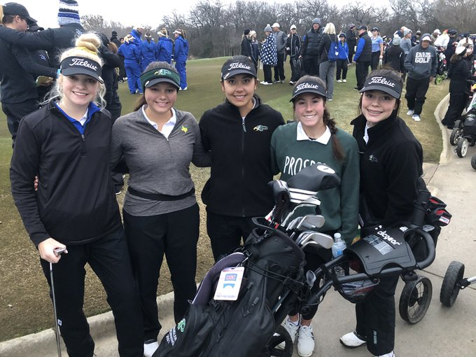 Prosper%27s+Lady+Eagle+Golf+team+started+their+spring+season.+They+competed+agains+Marcus+High+School.+They+competed++at+the+Vanessa+Close+Invitational.
