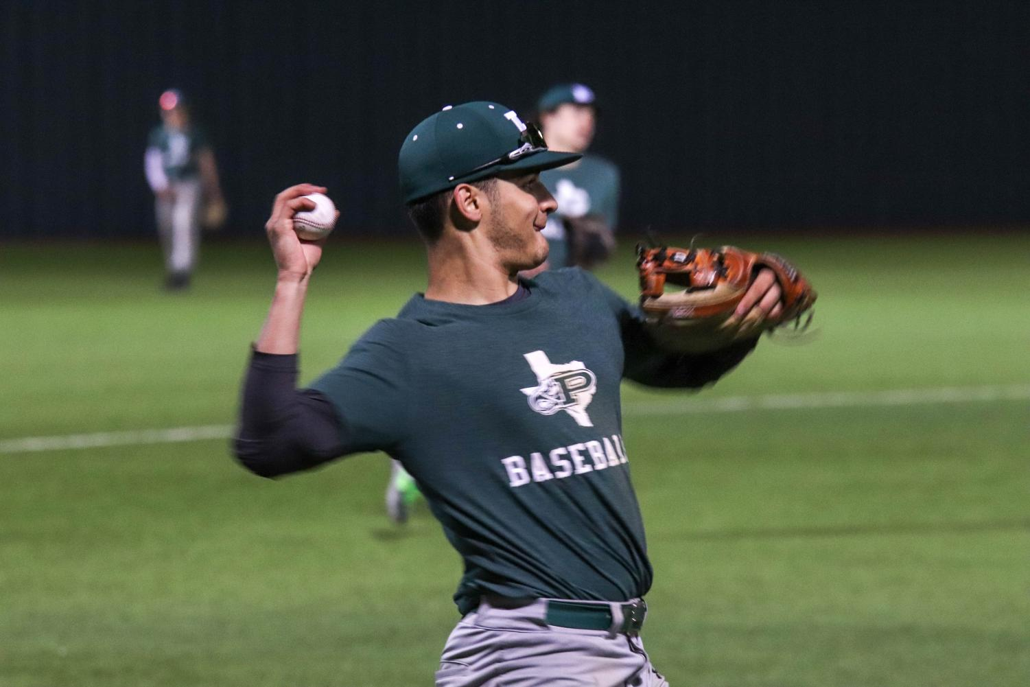 Baseball catches win over South Lake Carroll