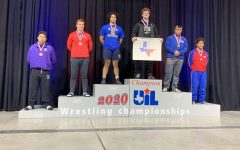 Wrestling teams make top rankings at state