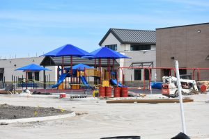 New elementary school still underway with construction