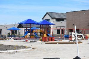 New elementary school still underway with construction