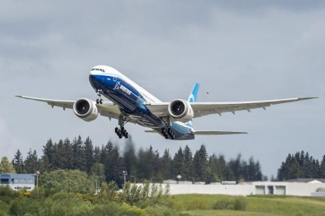 According to Boeing, its  777x can fly up to 8,730 miles without re-fueling. Boeing continues its development and release-planning for an expected public sell date of the aircraft in 2021. While no U.S. airlines have shown interest, international-flying airlines, based overseas,  already are placing orders. U.S. airlines plan to order more Airbus aircraft as Boeing's stock continues to fall.