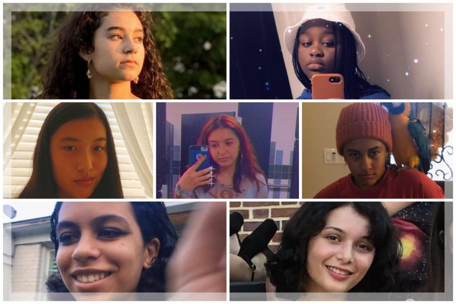 In+the+collage+above%2C+female+students+of+color+are+pictured%2C+friends+of+columnist+Kalyani%2C+with+her+in+the+bottom+right.+%22I+made+this+collage+to+show+who+is+being+immediately+impacted+by+Kamala+Harris%27s+election%2C%22+Kalyani+said.+%22She+represents+the+very+real+progress+being+made+for+women+of+color+in+the+United+States.%22
