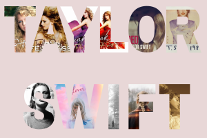 In a graphic created by Neena Sidhu and Gianna Galante, all of Taylor Swift's album covers are featured. All album covers are courtesy of Taylor Swift's publishers.