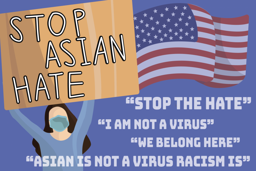 A+graphic+made+by+junior+Soomin+%27Julia%27+Chung+argues+against+Asian+American+and+Pacific+Islander+hate+crimes.+Anti-AAPI+racism+hate+crimes+have+increased+over+the+last+year+during+the+pandemic.+%22I+think+the+number+of+hate+crimes+towards+Asians+has+increased+since+pandemic+because+many+feel+anger+towards+them+for+%27introducing+the+virus%2C%27%22+junior+Mina+Choe+said.+%22But%2C+I+also+think+it+has+just+given+justification+for+their+racism+they+already+had+but+internalized.%22