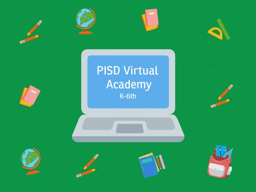 The district announced that a virtual learning option will be available for students in grades kindergarten-sixth, starting Oct. 13. The online platform will be called PISD Virtual Academy and is a temporary learning solution to rising COVID-19 cases. We are grateful for our community's continued support as we work together to overcome the ongoing COVID challenges, the district said in an email sent to parents.