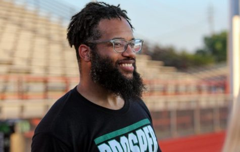 Head cheer coach Cameron Jones shares finding love for sport