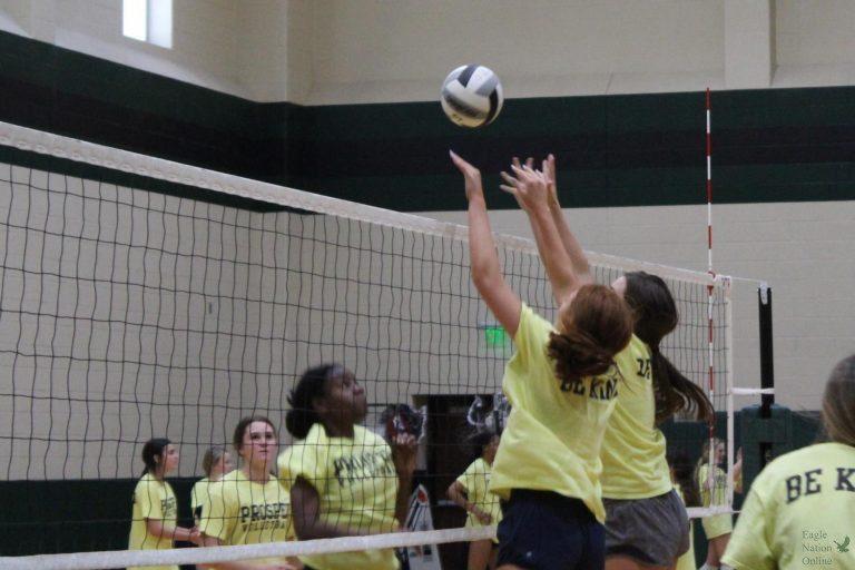 2021 Sparta Girls Varsity Volleyball Looks to Build on