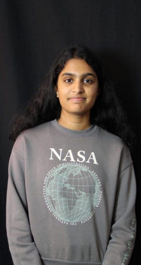 Anisha Mandem