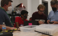 Robotics team deals with challenges, growing
